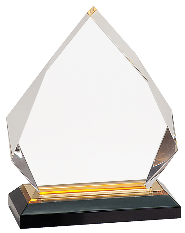 Acrylic Awards - Plaques - Piano Plaques