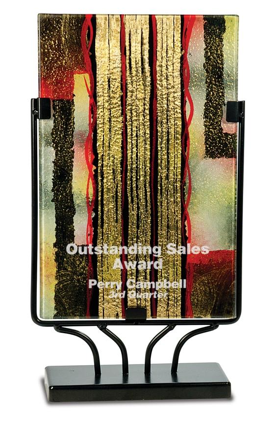 Crystal Award - Glass Awards - Art Glass