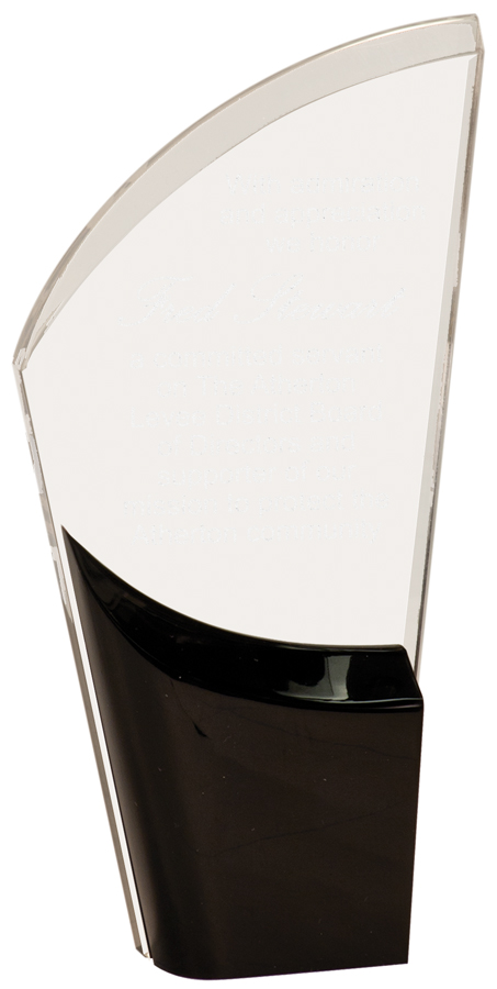 Acrylic Awards - Glass and Crystal
