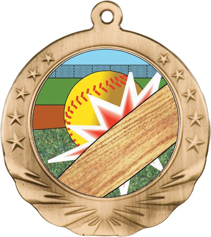 Sport Award - Medals & Neck Ribbons - Motion Medals