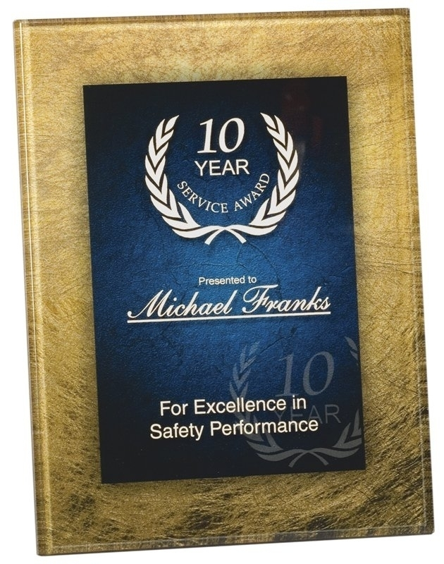 Corporate Award - Acrylic Collection - Acrylic Plaques