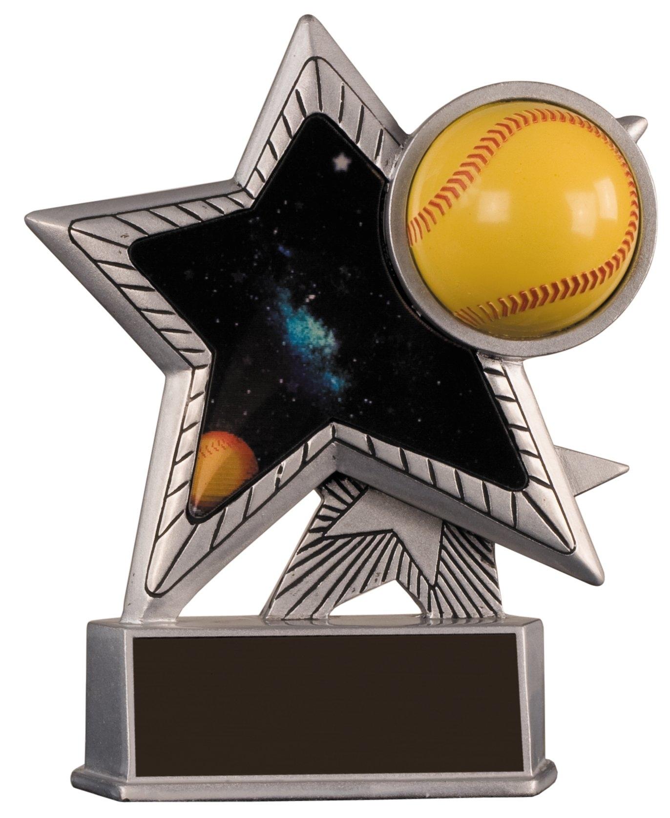 Sport Award - Baseball & Softball Awards - Softball Resins