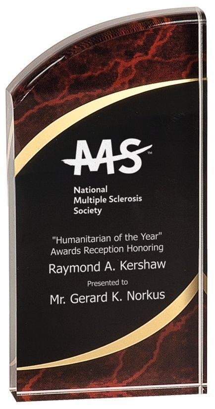 Corporate Award - Acrylic Collection - Acrylic Awards