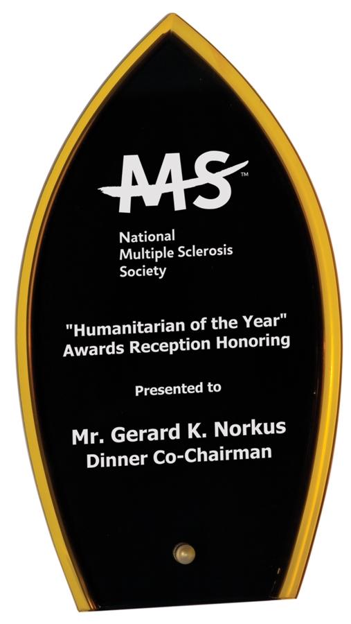 Acrylic Awards - Desk Accessories