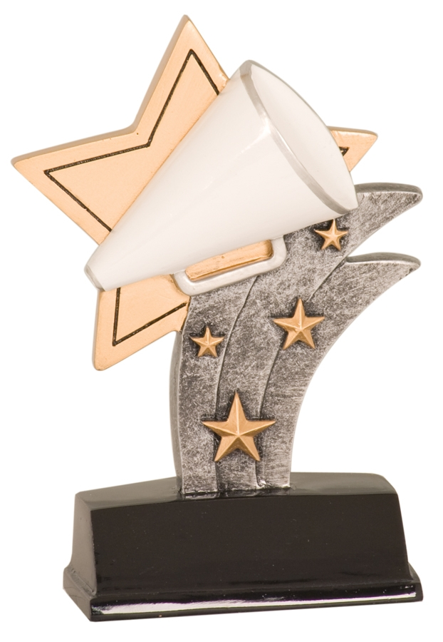 Sport Award - Cheerleading Awards - Cheerleading Resins