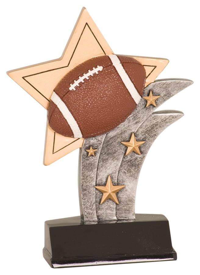Sport Award - Football Awards - Football Resins