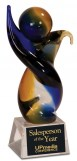Crystal Award - Glass Awards - Art Glass